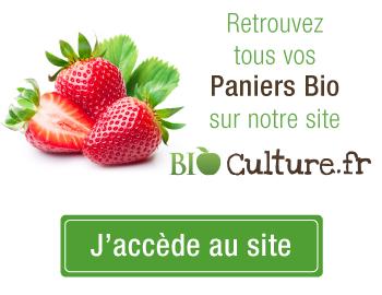 Retrouvez tous vos Produits Bio sur notre nouveau site bioculture.fr