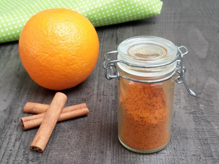 Poudre-oranges