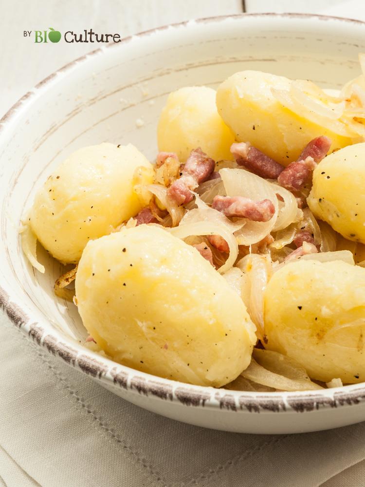 Poêlée de pommes de terre