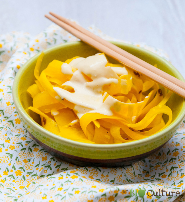 tagliatelle-carotte