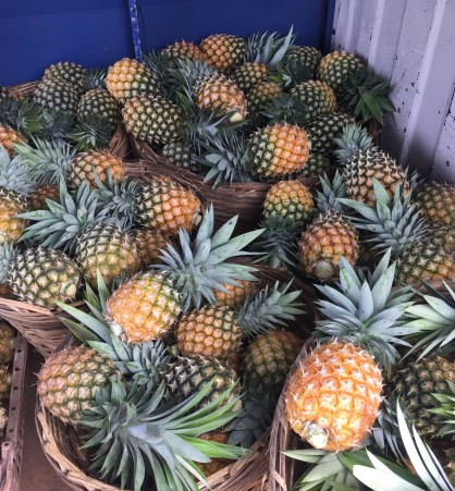 ananas mercredi